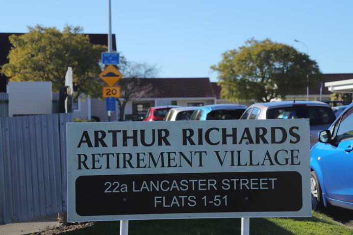 Arthur Richards is a council-owned retirement village in Tamatea, a suburb in Napier.