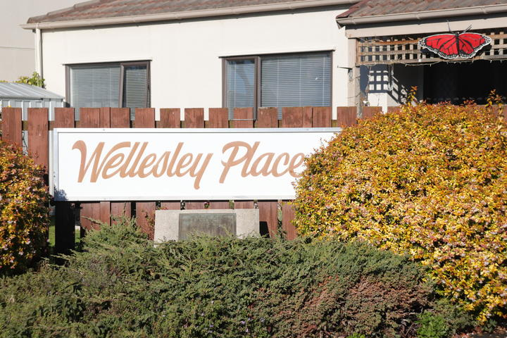 Wellesley Place is one of the Napier City Council's low income housing complexes in the city.