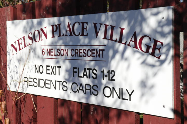 Nelson Place Village is another low income housing complex that the council owns in Napier.