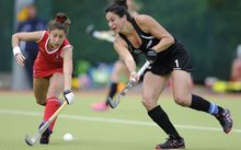 Black Sticks' Kayla Whitelock still hopes to compete at the 2016 Rio Olympics.