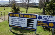 Wingatui Racecourse