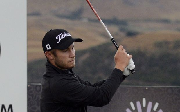 The Masterton golfer Ben Campbell
