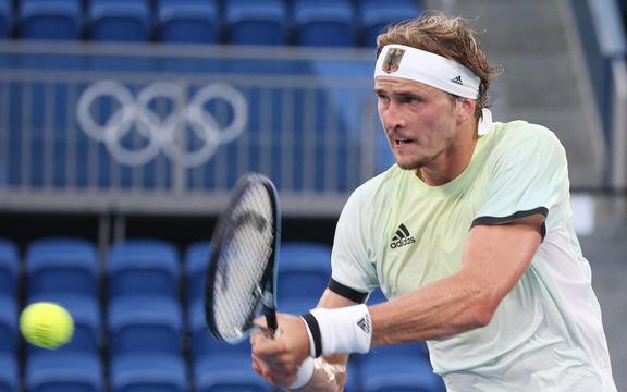 El alemán Alexander Zverev gana el título olímpico de tenis.