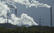 The IPCC report said electricity must be produced by low-carbon sources by 2050.