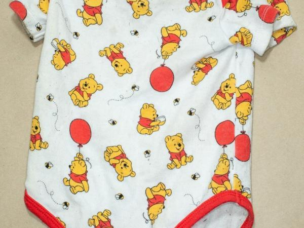 Police image of baby clothes in relation to newborn found dead at Auckland recycling facility
