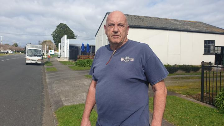 The lockdown didn't make too much of a difference for Lepperton retiree Jim Sullivan.