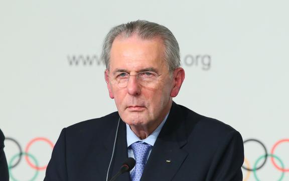 Jacques Rogge, ex presidente del Comitato Olimpico Internazionale.