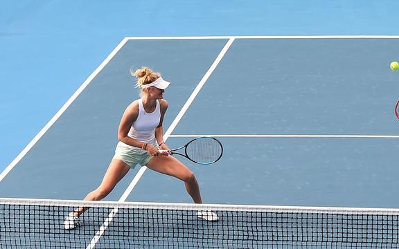 Jucătoarea de tenis din Noua Zeelandă, Irene Rotliff.