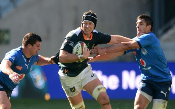 Nicholas Jancy van Rensburg dal Sudafrica