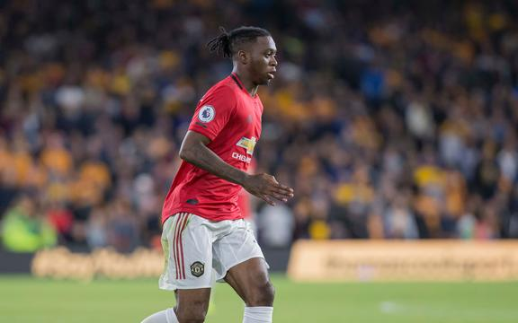 Aaron Wan-Bissaka del Manchester United