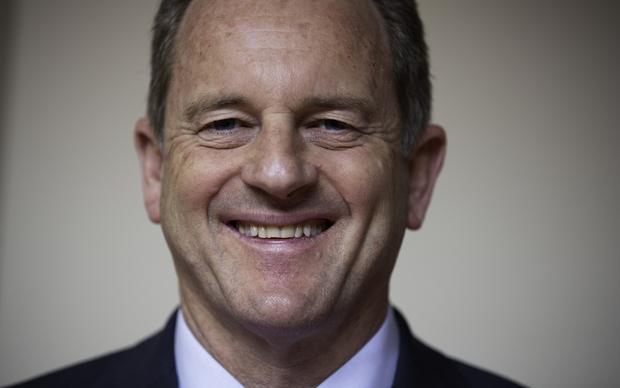 Labour Foreign Affairs spokesperson David Shearer