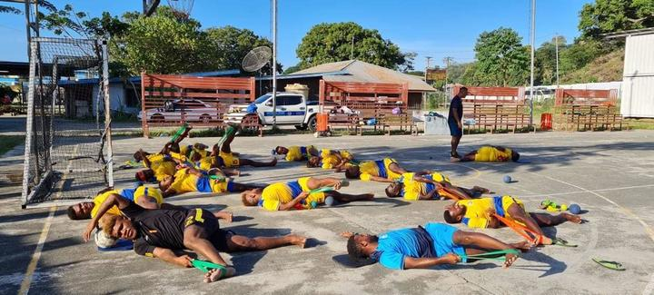 The Kurukuru are awaiting the construction of a dedicated futsal facility in Honiara.