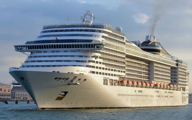 Interpol is warning that would-be jihadist fighters are travelling on cruise ships to try to reach conflict areas in the Middle East.