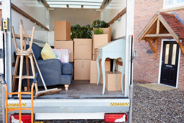 Moving company flooded with clients after govt announcement