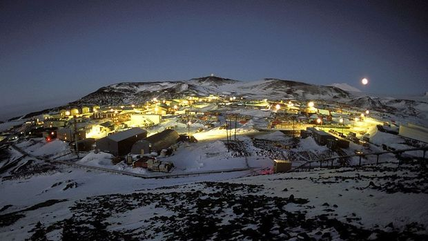 Christchurch offers an important gateway for the US to McMurdo base.