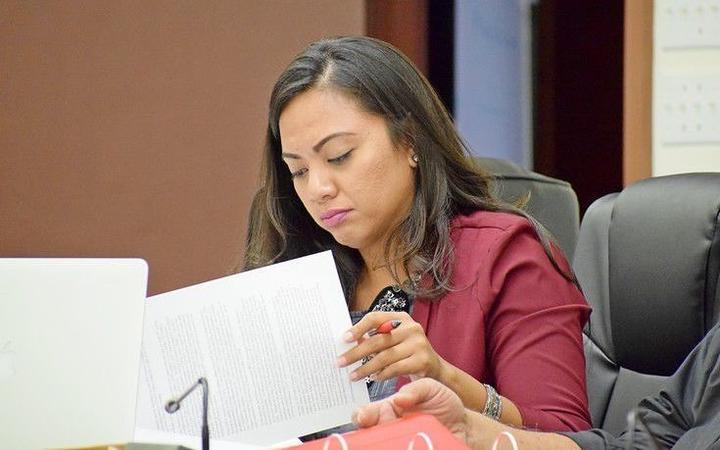 CNMI House of Representative, Sheila Babauta
