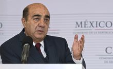 Mexican Attorney General Jesus Murillo.