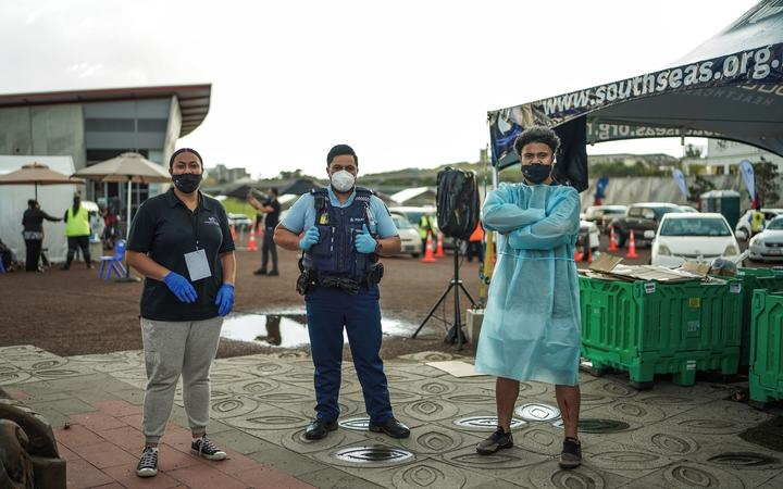Mass vaccination event has dished out over 7000 vaccines to Pasifika in Auckland