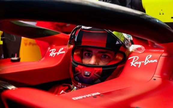 Carlos Sainz, piloto de Ferrari F1