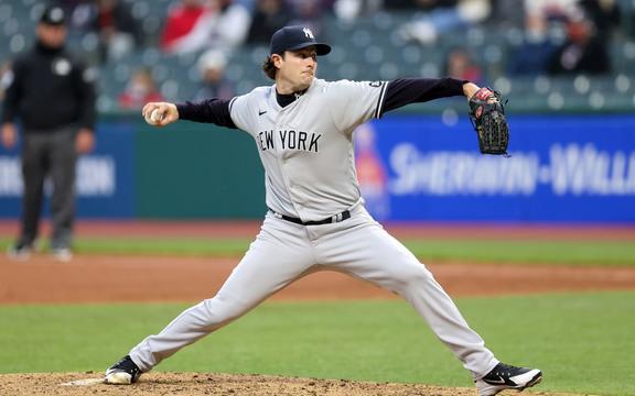 Los Yankees de Nueva York abren al lanzador Gerrit Cole.