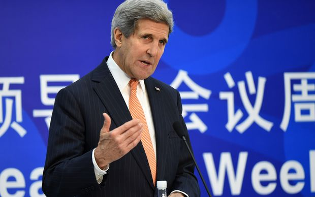 "US Secretary of State John Kerry welcomed the anti-corruption agreement, describing it as a ""major step forward""."