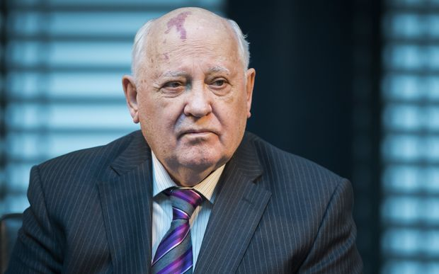 Former Soviet leader Mikhail Gorbachev has warned the world is on a brink of a new Cold War.