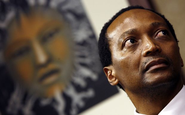 Patrice Motsepe is among a group of African business leaders who have pledged US$28.5m to fight Ebola.