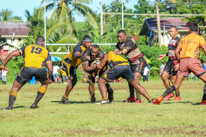 Covid-19 has caused major disruption to Fiji's domestic rugby season.