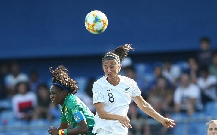 Abby Erceg, New Zealand, 2019 World Cup