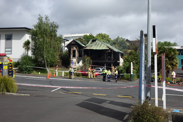 Emergency services have confirmed at least three people are dead after the house fire broke out at about 5am.