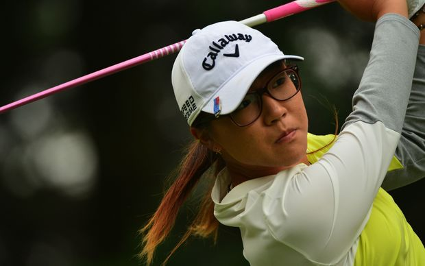 Lydia Ko who's earnt over $2 million on the LPGA this year.