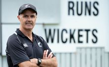 Bruce Edgar New Zealand Cricket's General Manager National Selection.