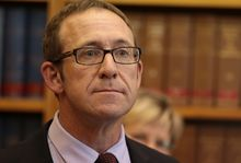 New Labour Party leader Andrew Little has said the caucus will back him.