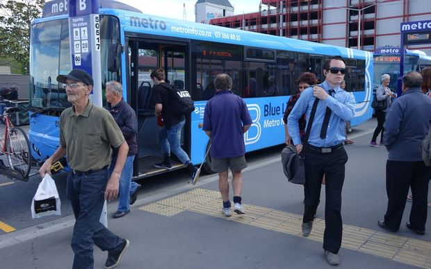 There will be fewer buses on the roads at peak times, but more frequent buses on key routes.