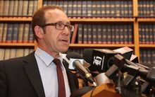 Andrew Little has said he is determined to ensure the caucus is unified.