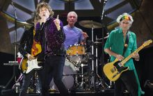 The Rolling Stones in Tel Aviv June 2014