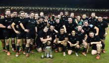 Northern Tour - Wales v All Blacks, 22 November 2014