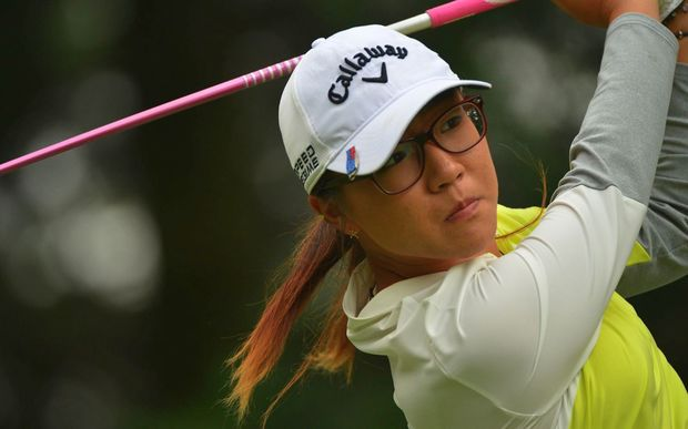 Lydia Ko in Mexico City earlier this month.
