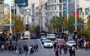 Queen st property sells for 97m radio new zealand news for 125 the terrace wellington