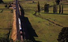 KiwiRail is offering to lease the rail line linking Gisborne and Napier.