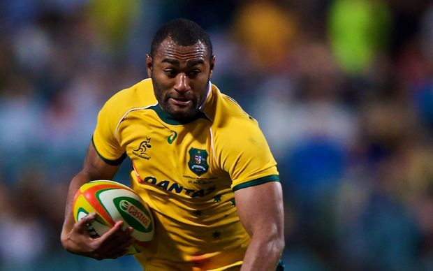 Sport: Family first for Kuridranis at Rugby World Cup