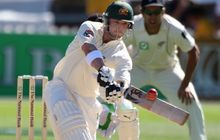 Phil Hughes playing against the Black Caps in 2010.