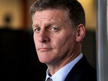 Minister Responsible for Housing NZ, Bill English