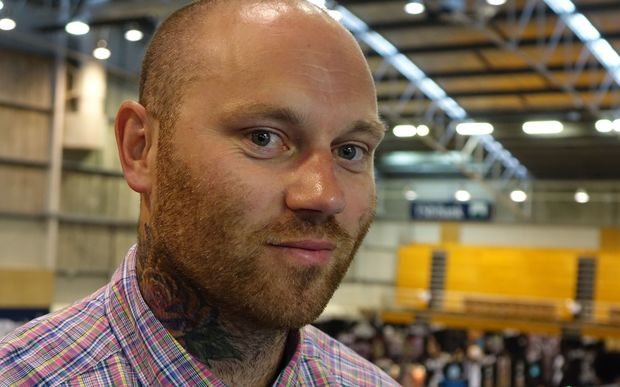 Event organiser Brent Taylor says more than 250 Kiwi and international tattooists took part in the New Zealand Tattoo and Art Festival in New Plymouth at the weekend.