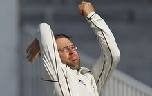 Dan Vettori became the most capped test player for New Zealand in the test win over Pakistan.