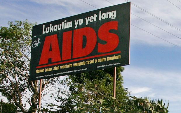 AIDS concerns highlighted in PNG