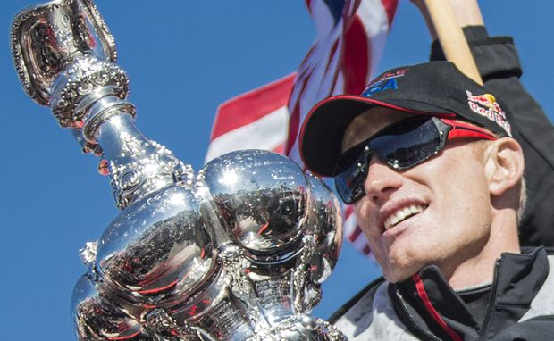 Oracle skipper Jimmy Spithill