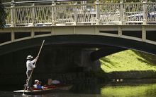 The Avon River is too unhealthy for recreational use an expert says.
