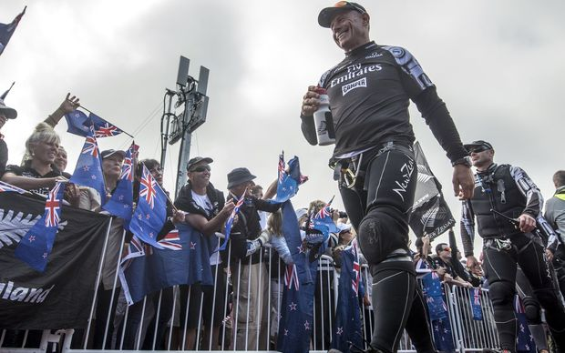 Selection of Bermuda for next America's Cup not a serious setback says Emirates Team NZ boss Grant Dalton.