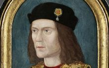 DNA analysis shows Richard III was blue-eyed and had blonde hair as a boy.